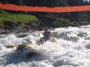 rafting commezzadura